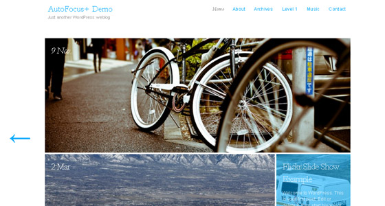 free wordpress theme