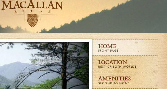 Eye-Catching Navigation Menus