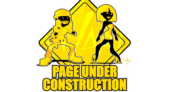 Beautiful Under Construction Pages inspiration
