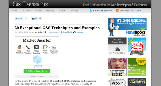 Best CSS3 Resource