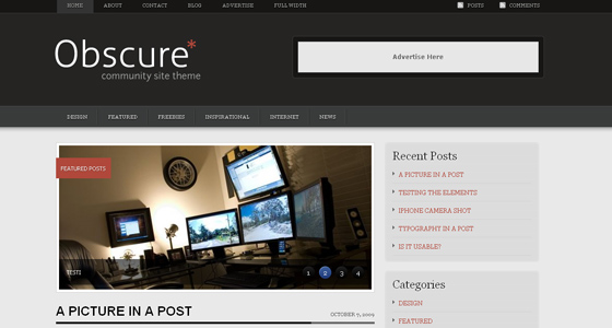 Wordpress Magazine Themes
