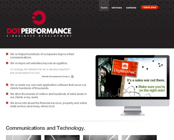 Beautiful Corporate Websites