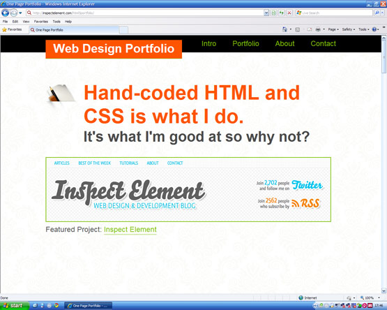 HTML5 Templates Free
