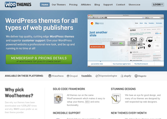 Best WordPress Sites
