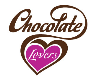 Logo Design Chocolate on 12 Chocolate Lovers
