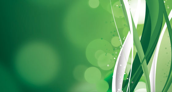 10- Eco friendly Green Background