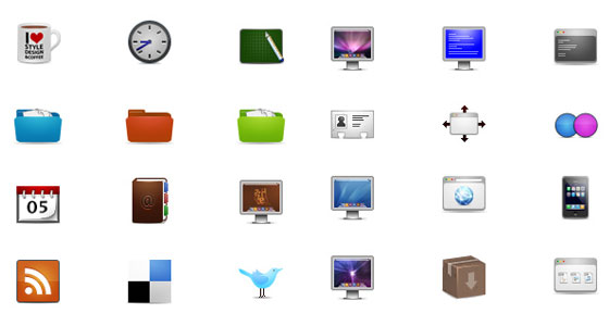 Free PSD Icons
