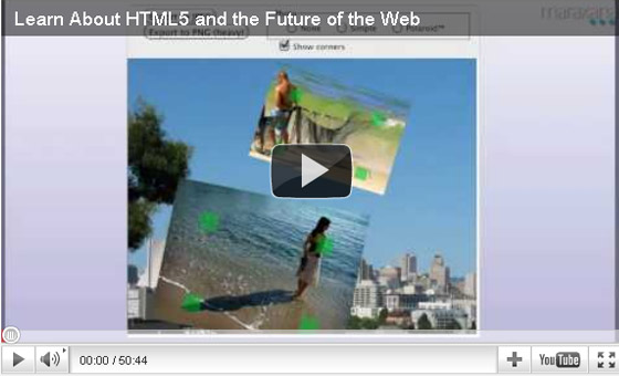 html5 Video Tutorials