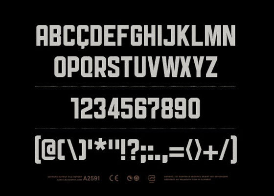 High Quality Free Fonts