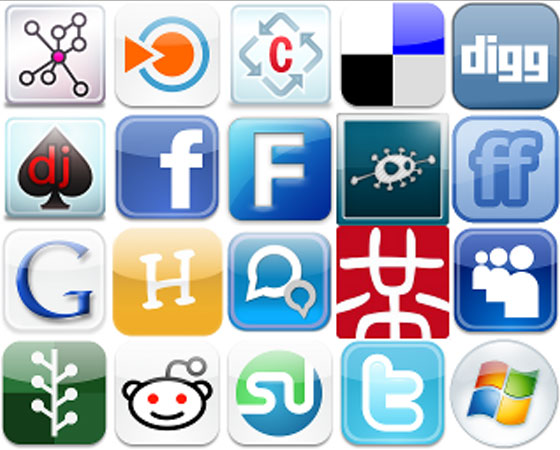 20+ Joomla Social Bookmarking Plugins | web3mantra