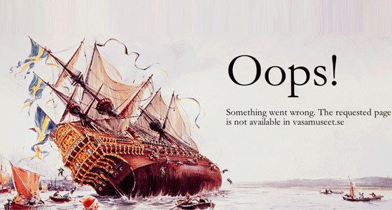 404 pages inspiration