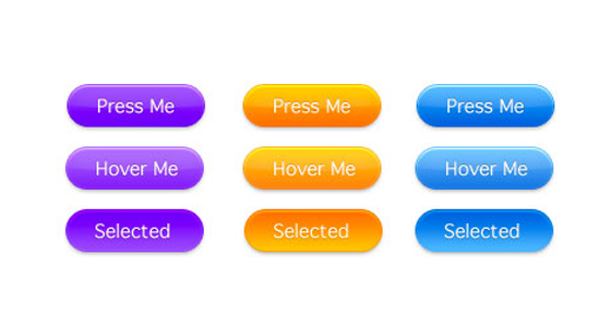 Website Buttons