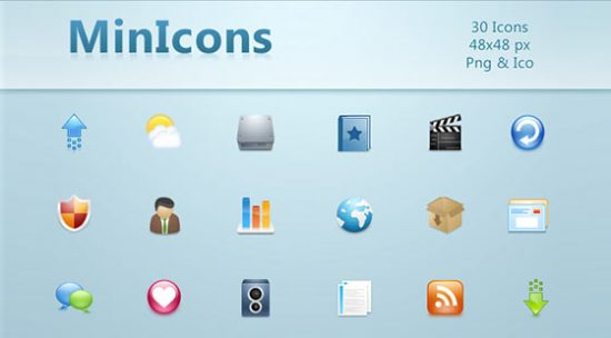 161 20 Must Have Icons for Designers and Developers