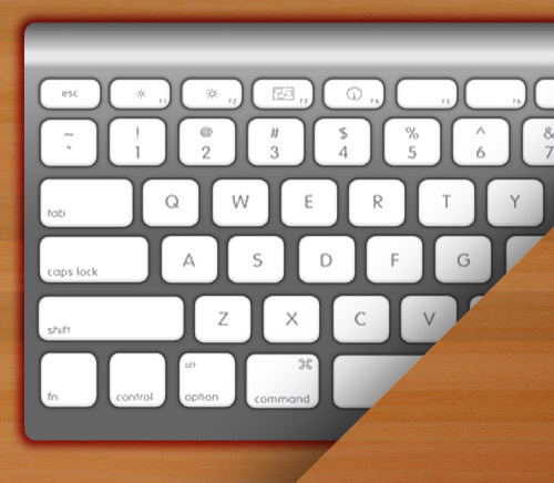 Keyboard psd, keyboard icon, web2.0 icon