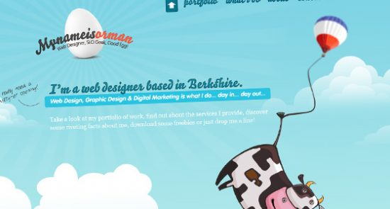 ch-151 20 Website Designs With Great Use of Character Illustrations