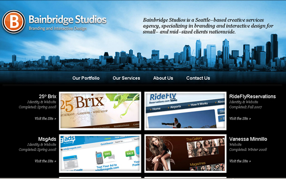 singlepage14 20 Excellent Single Page Web Design Inspiration