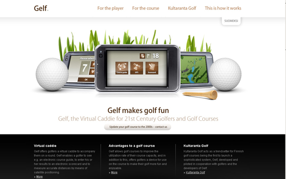 singlepage5 20 Excellent Single Page Web Design Inspiration