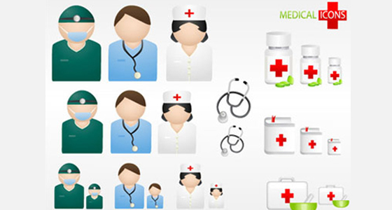 Medicaliconset 20 Free Icons Pack