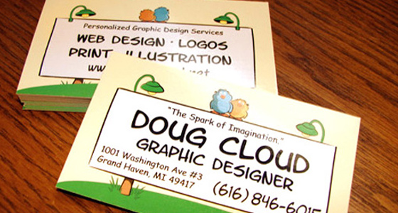 businesscard1 30+ Beautifully designed Business Cards