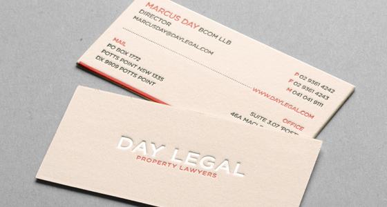 businesscard23 30+ Beautifully designed Business Cards