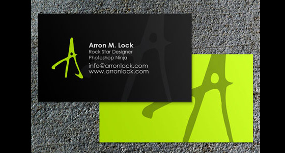 businesscard3 30+ Beautifully designed Business Cards