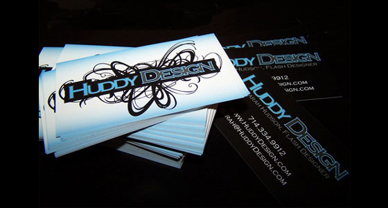 businesscard4 30+ Beautifully designed Business Cards