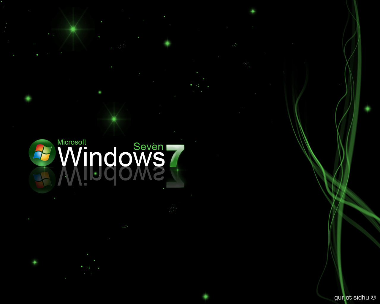 30 Awesome Windows 7 Wallpapers