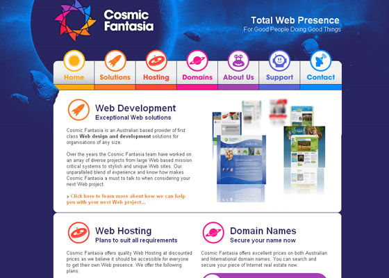 Fresh and Awesome Joomla Websites