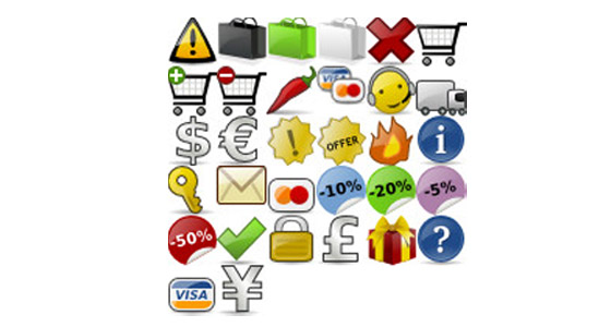 ecommerce-icon1 Ultimate Collection of Ecommerce Icons