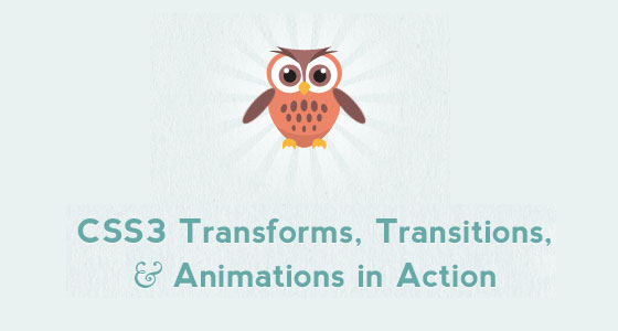 CSS3 Animations