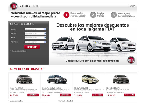 fiatfactory 30+ Business Web design Inspiration