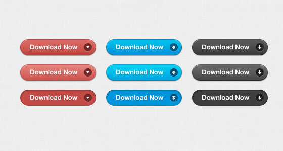 free-buttons11 Ultimate Collection of Free PSD Buttons