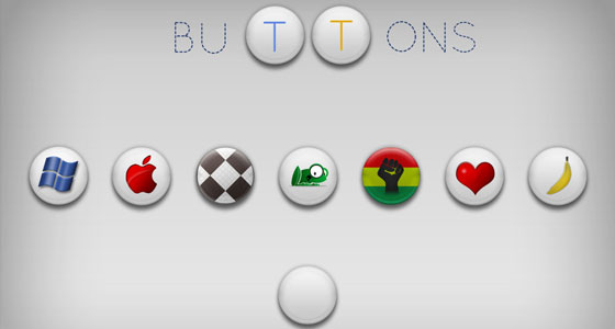 free-buttons5 Ultimate Collection of Free PSD Buttons