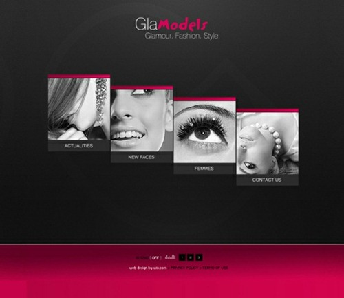 free-flash-template16 30+ Free Flash Templates
