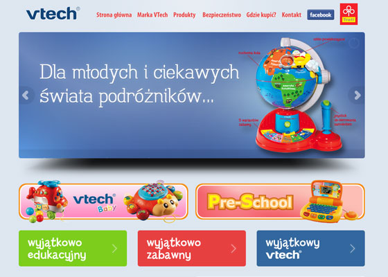 vtech 30+ Business Web design Inspiration