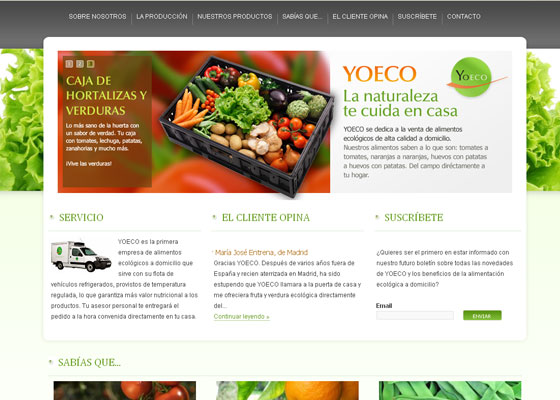 yoeco 30+ Business Web design Inspiration