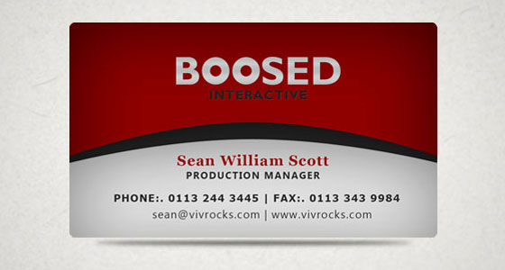 business-card-template16 30+ PSD Business Card Templates