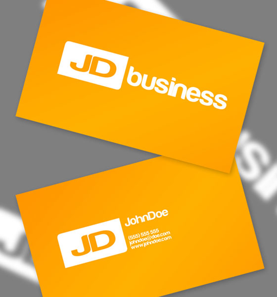 business-card-template22 30+ PSD Business Card Templates