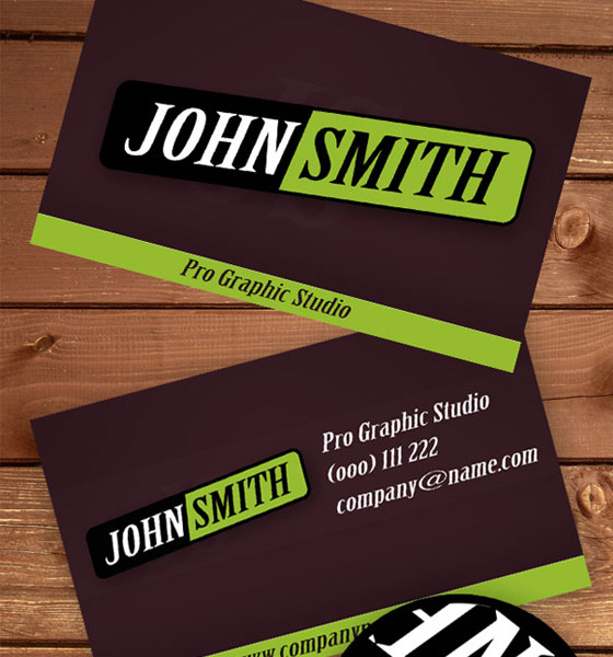 business-card-template28 30+ PSD Business Card Templates