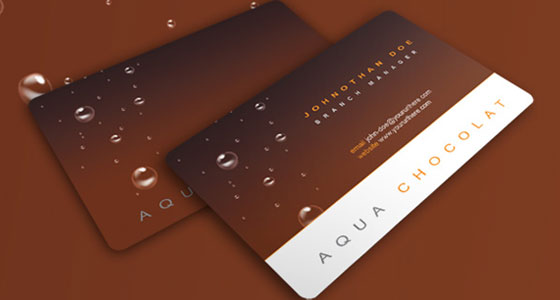 business-card-template4 30+ PSD Business Card Templates