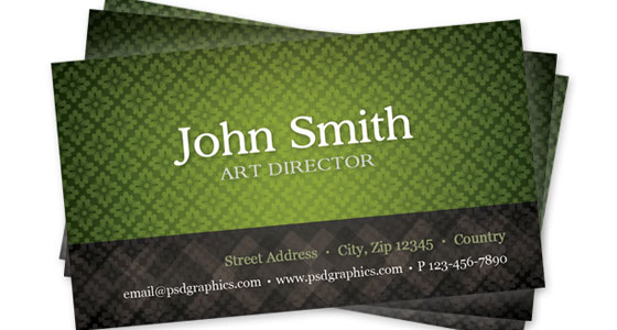 business-card-template7 30+ PSD Business Card Templates