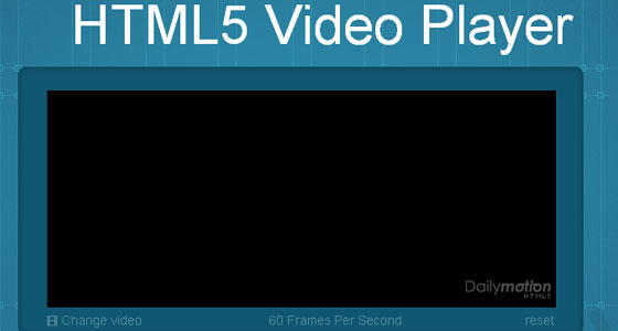 HTML5 Video Tools