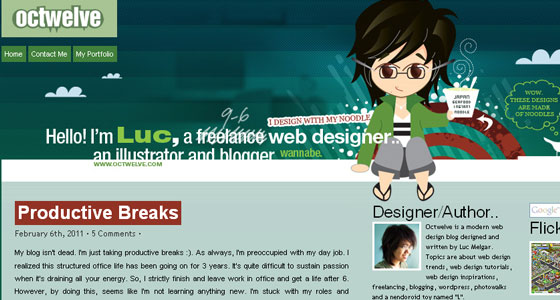 Best WordPress Headers Design Inspiration