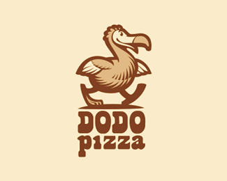 DODOPizza 20+ Fresh & Creative Logo Designs Inspiration