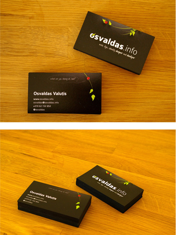 Business Cards Inspiration
