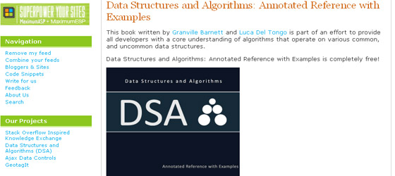 Data-Structures-and-Algorithms Useful Tools for web developers