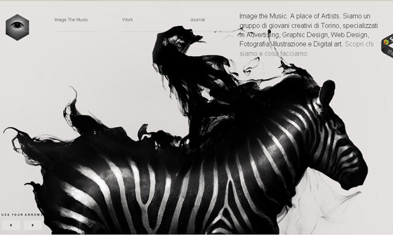 Html5 Website Inspiration