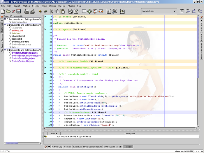 Jedit download for windows free software directory.
