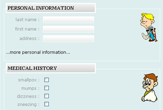 Best CSS Forms