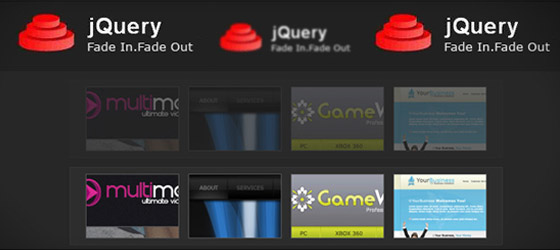 Jquery-Fade 30+ Best JQuery Tutorials